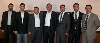 AGİD Siyasi Parti Ziyaretlerini Sürdürüyor